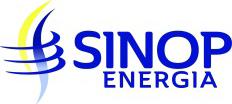 logotipo sinop energia