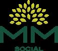 logotipo mm social
